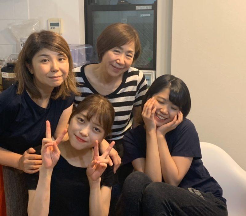 小早川さん家族写真