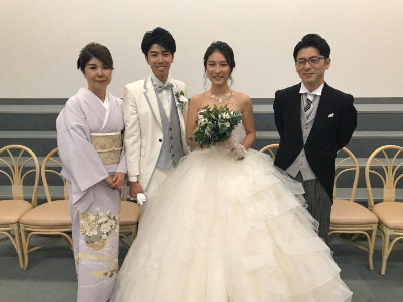 小早川さん家族