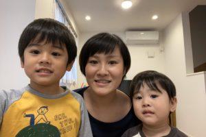 坂本由美子さん親子