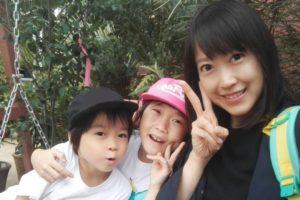 山田 茜さん家族