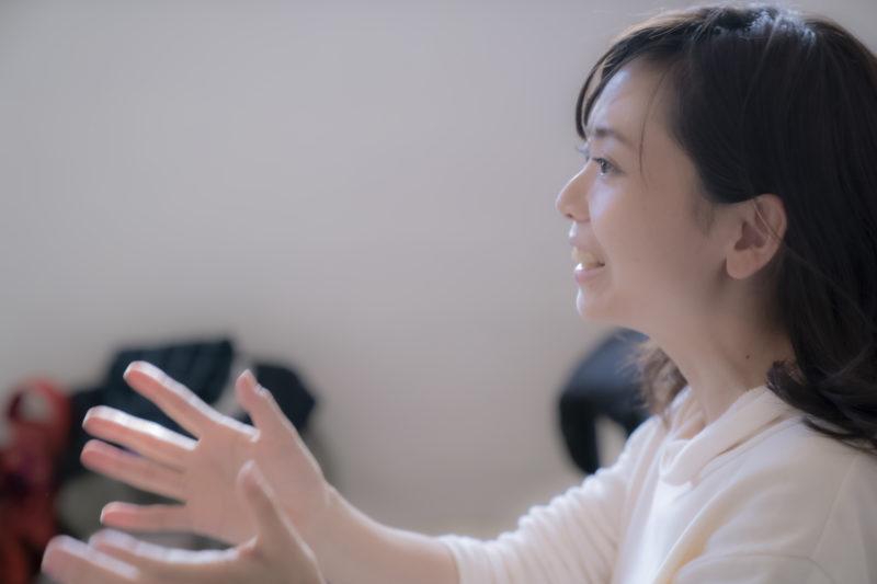 小野田貴代さん