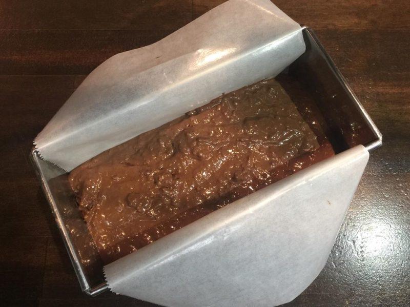 豆腐と野菜のブラウニー手順