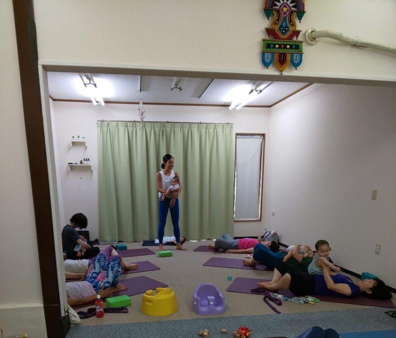 yoga mazza(ヨガマザー)のヨガレッスン