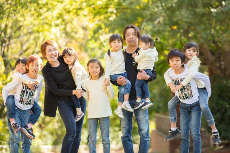 鶴山りかさん 家族