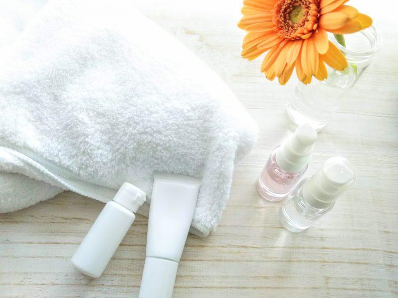 洗顔 タオル