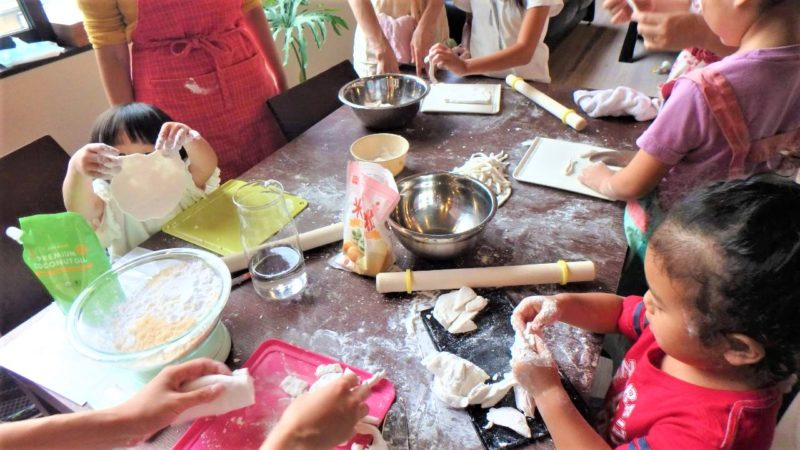 JAPAN米粉・食LOVE 教室風景
