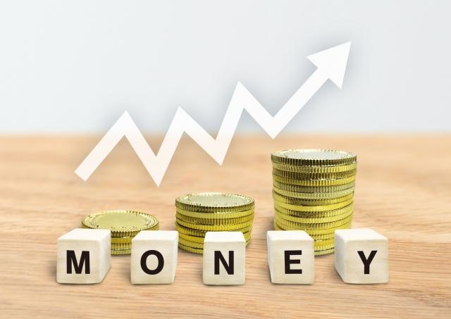 お金の成長