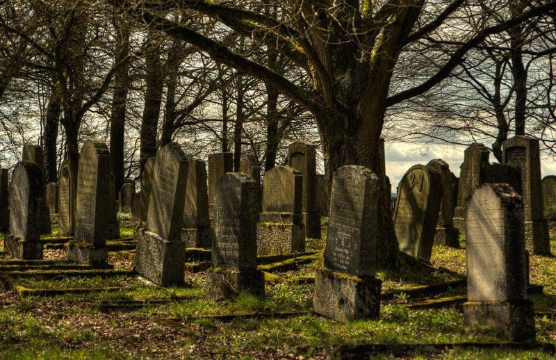 海外のお墓