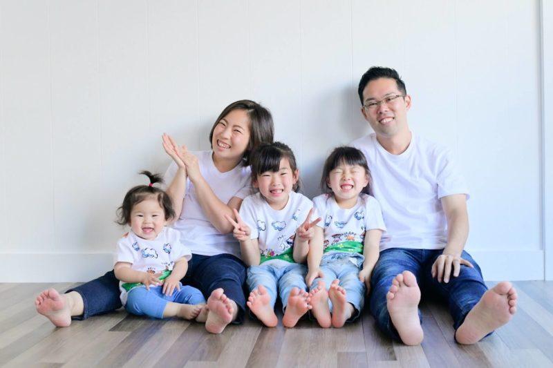 平井さんご家族