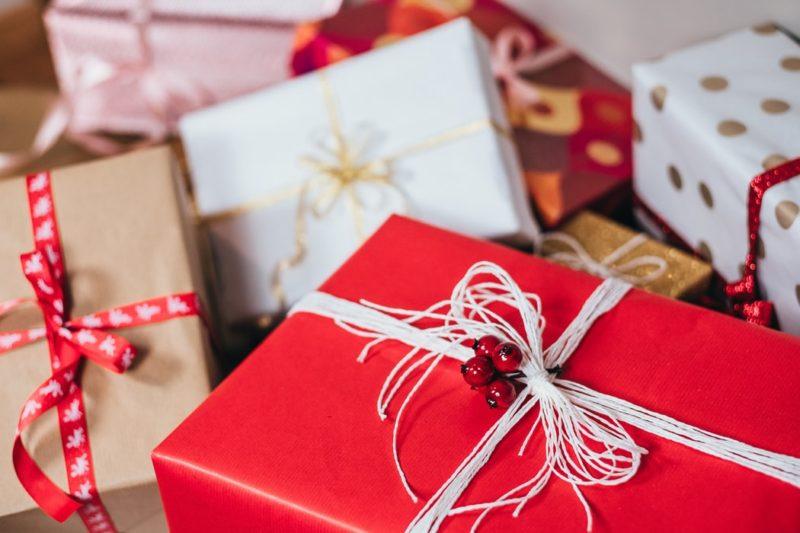 クリスマスプレゼント イメージ