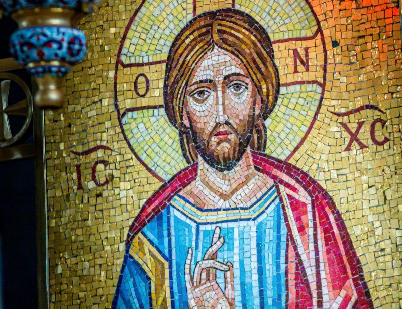 キリスト教 モザイク
