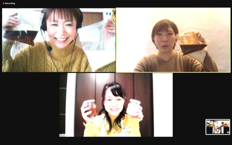 千田 ゆきみさん ネット講座風景