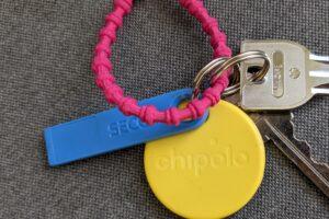 chipoloと鍵